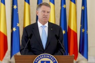 Klaus Iohannis a confimat că va candida pentru un nou mandat la Președinție