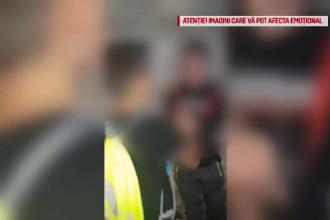 Băiatul din Cugir bătut cu bestialitate de alți 3 copii refuză să mai iasă din casă