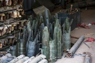 Războiul din Libia. Rachete ale armatei franceze, găsite într-o bază a mareşalului Haftar