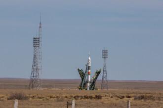 Rusia a lansat miercuri 4 sateliţi militari. Secretul din jurul misiunii acestora