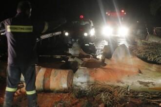 Anunţul MAE despre cei doi români morţi în urma furtunii care a afectat nordul Greciei