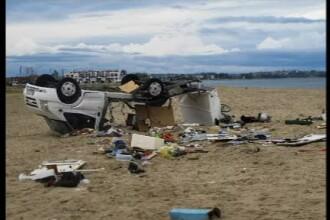 2 români morți în Grecia, după o tornadă devastatoare. Alți 4 turiști decedați, zeci de răniți