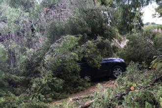 Atenţionare de călătorie MAE. În Grecia este cod roşu de furtuni şi ploi torenţiale