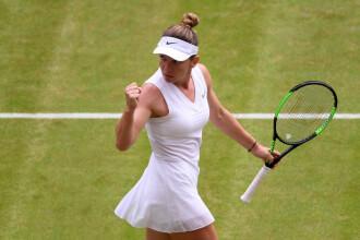 Ce a scris L'Équipe despre primul set câştigat de Simona Halep cu Elina Svitolina