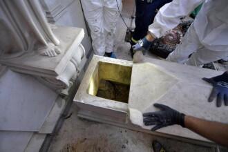 Enigma dispariției unei adolescente se adâncește după deschiderea a 2 morminte la Vatican