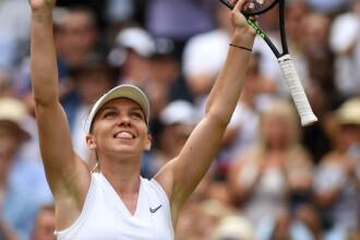 Cu cine va juca Simona Halep în finala turneului de la Wimbledon