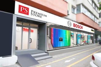 (P) Premium Store se extinde în București și deschide al doilea showroom de mobilă și electrocasnice