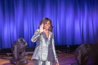 Michelle Obama, schimbare spectaculoasă de look. Imaginile care fac senzație