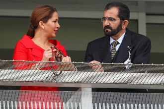 Prințesa Haya ar fi fugit din Dubai pentru un soldat britanic. Cum l-a sfidat pe șeic