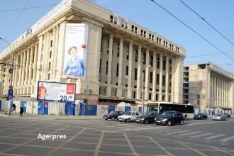 Ce se întâmplă cu Casa Radio, gigantul de beton din centrul Bucureștiului