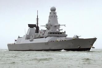 Marea Britanie trimite un distrugător în Golf, în contextul conflictului cu Iranul