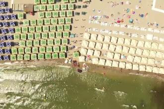 Protest inedit la mare. Oamenii, furioși că n-au loc să facă plajă din cauza șezlongurilor