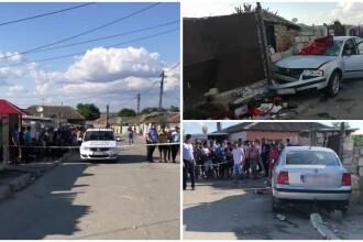 Accident șocant în Medgidia. Un minor a ajuns cu mașina pe trotuar și a ucis 2 femei