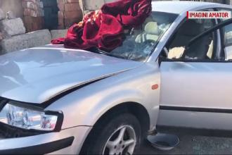 Minor reținut, după ce a provocat o tragedie. A condus fără permis și a ucis 2 femei