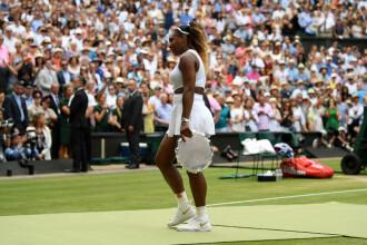 Serena, după victoria clară a Simonei: