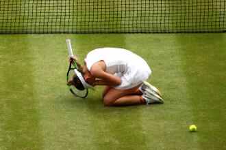 Simona Halep a abandonat meciul din sferturile Rogers Cup după un set. Ce probleme are