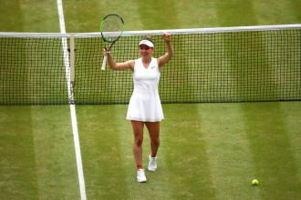 Mesajul lui Iohannis pentru Simona Halep, după victoria de la Wimbledon 2019