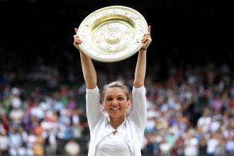 Câți bani câștigă Simona Halep pentru titlul de la Wimbledon