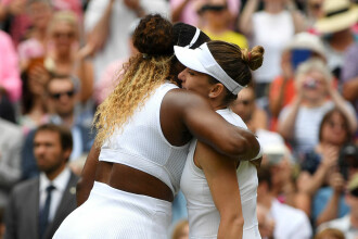 Ce record a doborât Simona Halep la Wimbledon. Cifrele finalei cu Serena Williams
