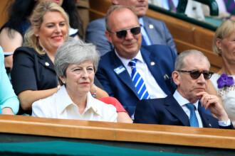 Vedetele care au urmărit din tribună performanța legendară a Simonei la Wimbledon. FOTO