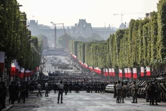 De ziua Franței, Emmanuel Macron a făcut un anunţ important pentru forţele armate franceze