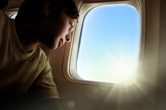 Caz misterios în aeroport. Un minor a reușit să urce într-un avion fără să îl vadă nimeni