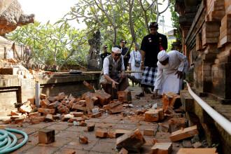 Populară insulă turistică din Indonezia, afectată de un cutremur puternic