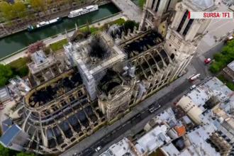 Lucrările de reconstrucție la Catedrala Notre Dame au fost amânate. Motivul deciziei