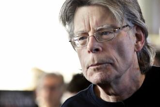 Celebrul scriitor Stephen King îl critică pe Donald Trump. Ce mesaj a transmis