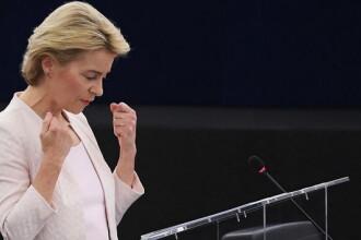 Ursula von der Leyen, votată noul șef al Comisiei Europene