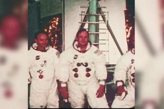 50 de ani de la lansarea primei misiuni pe Lună. Ce s-a intamplat cu costumul purtat de Neil Armstrong