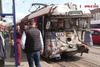Un incident grav dezvăluie cât de periculos e să mergi cu tramvaiul în Timișoara