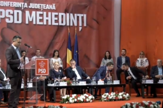 """Scandal cu înjurături la ședința PSD Mehedinți: """"Du-te, bă, m****le, de aici!"""""""
