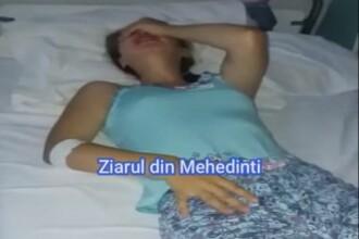 Scene șocante într-un spital din Mehedinți. Asistenta, către pacientă: