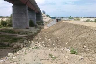 Podul din apropiere de București care se închide circulației timp de 6 luni