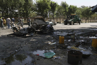 Explozie la Universitatea din Kabul. Sunt 6 morți și 27 de răniți