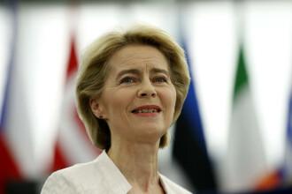 """Ursula von der Leyen: """"Nominalizările pentru Ungaria, România și Franța sunt încă deschise"""""""