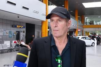 Reacția cântărețului Michael Bolton după ce a ajuns în România. Concertează la Cluj