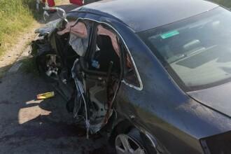 Copil de 9 ani, mort într-un accident în Arad. Mama sa este în stare de șoc