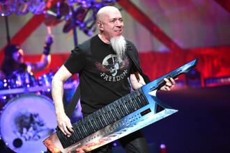 Interviu cu Jordan Rudess de la Dream Theater, înaintea concertului din Sibiu. Mesaj pentru fanii români
