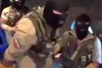 Momentul în care trupele de elită ale Iranului sechestrează petrolierul britanic
