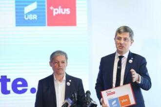Barna, candidatul USR-PLUS la prezidenţiale. Cioloş, validat pentru funcţia de premier