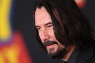 Celebrul Keanu Reeves a făcut o surpriză de neuitat unor fani. S-au trezit cu el în curte