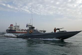 """Londra a reclamat Iranul la ONU pentru sechestrarea petrolierului: """"Inacceptabil"""""""