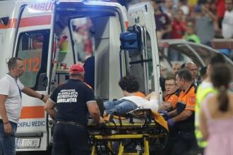 Starea lui Eugen Neagoe după ce a făcut infarct în timpul meciului Dinamo - Craiova