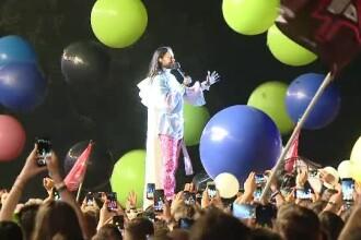 Jared Leto a fost foarte încântat de festivalul Electric Castle:
