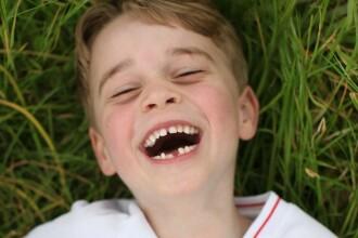 Prinţul George a împlinit 6 ani. Fotografiile făcute publice de Casa Regală. GALERIE FOTO