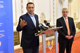 Tăriceanu revine asupra declarației privind încheierea alianței politice cu Ponta. Și-a modificat postarea de pe Facebook