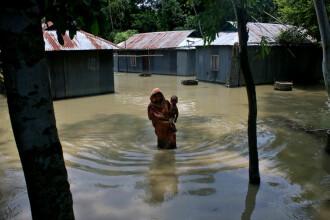 Peste 650 de morţi din caza ploilor din sudul Asiei. Fulgerele au ucis zeci de persoane