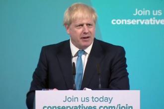 Reacții ironice după ce Boris Johnson a fost desemnat premier: